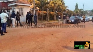 Photos: Ghanaian MP stabbed to death