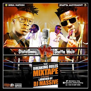 Djmassive - Shatta Wale vs. Stonebwoy Vol.1 | Best Ghana Dancehall Mixes