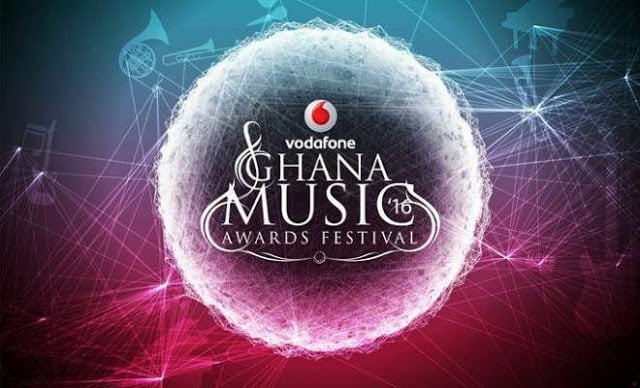 Just Released: Full List of Nominees For Vodafone Ghana Music Awards 2016