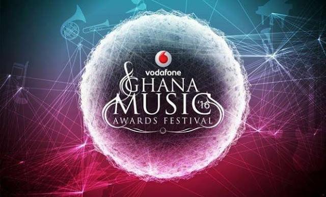 FullListofNomineesForVodafoneGhanaMusicAwards2016 - Just Released: Full List of Nominees For Vodafone Ghana Music Awards 2016