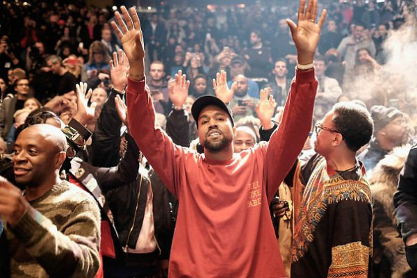 Kanye West Slams The Grammys On Twitter, Promises New Album