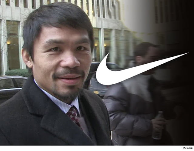NiketoFireBoxingSuperstar2727MannyPacquiao2727AfterAnti GayComments - NIKE✓ to Fire Boxing Superstar ''Manny Pacquiao'' After Anti-Gay Comments