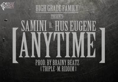 Samini - Anytime Lyrics (Shatta wale Diss)