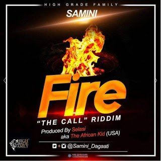 Samini Fire28TheCallRiddim2928ProdBySelasi29 - Samini - Fire (The Call Riddim) (Prod By Selasi)