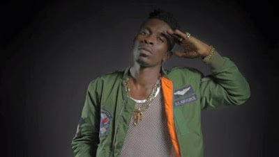 Music: Shatta Wale - Am Da One (Prod By Da Maker)
