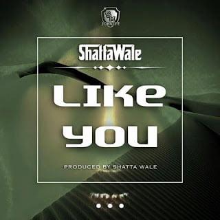 ShattaWale LikeYou28ProdByShattaWale29 - Shatta Wale - Like You (Prod By Shatta Wale)