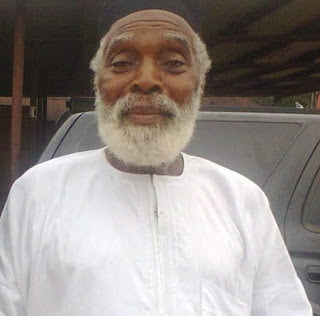 VeteranNollywoodactor27FestusAguebor27isdead - Nollywood actor 'Festus Aguebor' is dead