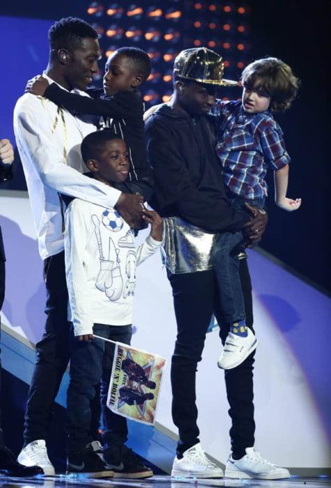 "reggienbolliexfactoruk - SExText Scandal hits Reggie of ''Reggie N Bollie"" Xfactor Uk Fame"