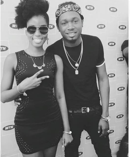 Someone should tell MzVee we can make a good couple – Kranium