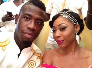 AfriyieAcquahOfficiallyDivorcesAmanda2CDeletesherpicsfromInstagram - Afriyie Acquah Officially Divorces Amanda, Deletes her pics from Instagram