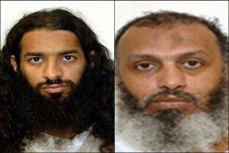 Family members of the two ex-Guantanamo Bay detainees Coming To Ghana