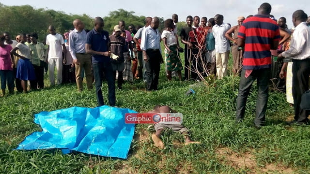 Horror ; Man kills 17-year-old girl after raping her, butchers mother