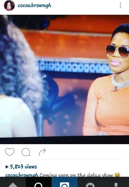 I Slept With UT Boss Kofi Amoabeng  - Mzbel Reveals