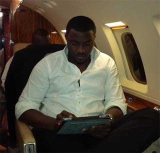 John Dumelo says he has plans of working on his ambitions to be President of Ghana