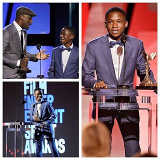 I was so surprised, I didn't know what to say - Abraham Attah responds to critics