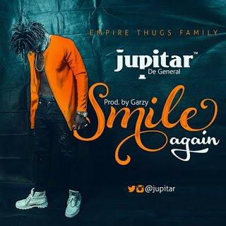 Jupitar - Smile Again (Prod By Mix Masta Garzy)