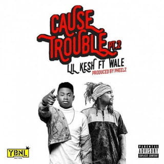 LilKeshft.Wale CauseTroublePart2 - Lil Kesh ft. Wale - Cause Trouble Part 2