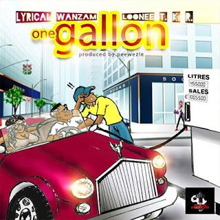 Lyricalwanzam - Loonee One Gallon (Prod. by Peewezle)