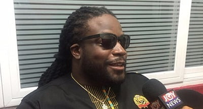 Member of the Grammy award winning Group Morgan Herritage 'Gramps Morgan' wants to sign StoneBwoy