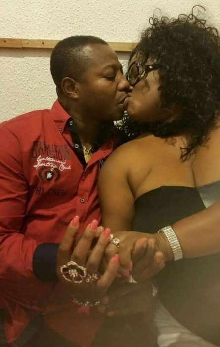 PhotosKumawoodActress MercyAsieduSharesRomanticMoments - Photos: Kumawood Actress-Mercy Asiedu busily kissing, Shares Romantic Moments With Fans