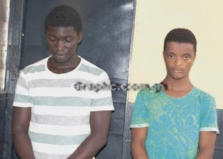 Police arrest two for gang-raping a 16-year-old JHS student