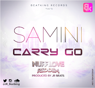Samini CarryGo28NuffLoveRiddim2928producedbyjr29 - Samini - Carry Go (Nuff Love Riddim) (produced by jr)