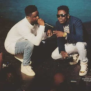 Sarkodie Crowns Shatta Wale Dancehall King, See What He Wrote