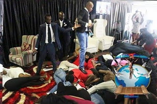 SouthAfricanpastor2CPenuelMnguni2Cstillathisgameaftertheyburnt26shutdowndownhischurchlastyears - South African pastor, Penuel Mnguni, still at his game after they burnt & shut down down his church last year