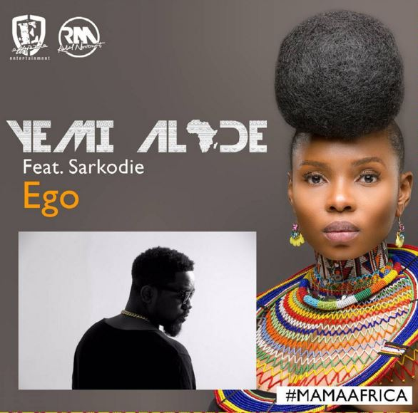 Yemi Alade reveals what She went through to get Sarkodie on her EGO Song