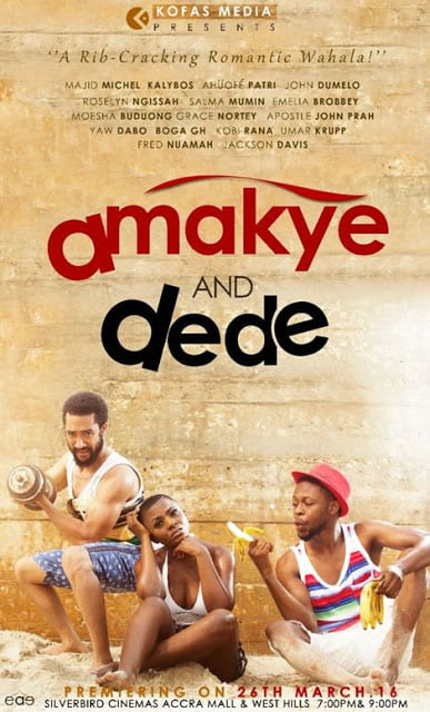 amakyeanddede - Girls To Go Braless (Boobs Show) at the Premiere Of  'Amakye & Dede' Movie, See details ↓