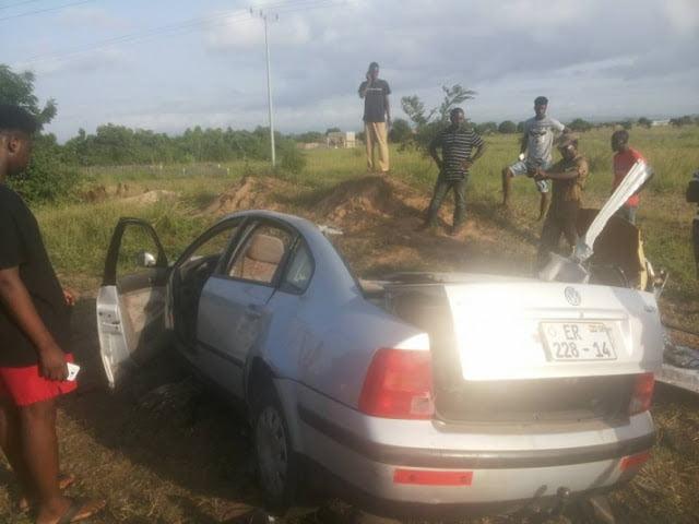 Tipper truck crash three students to death