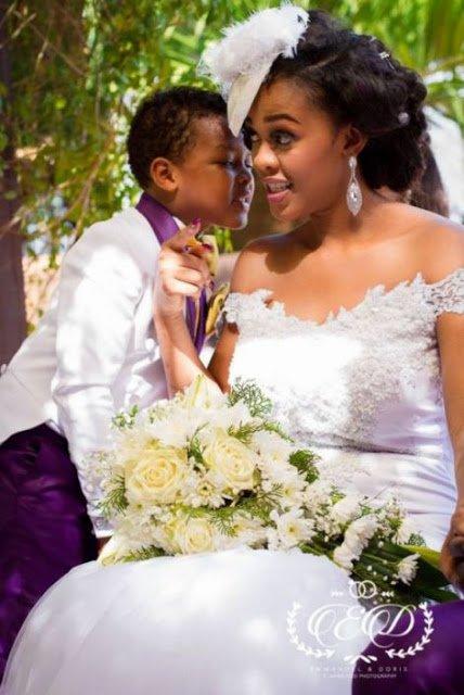 411095415 15345159 56498028129 - Kwaw Kese's Classy White Wedding Photos