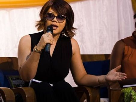 Beinglight skinneddoesn27tmeanwegetfavoursfromdirectors2CNadiaBuaridefendslightSkinnedActresses - Being light-skinned doesn't mean we get favours from directors, Nadia Buari defends light Skinned Actresses