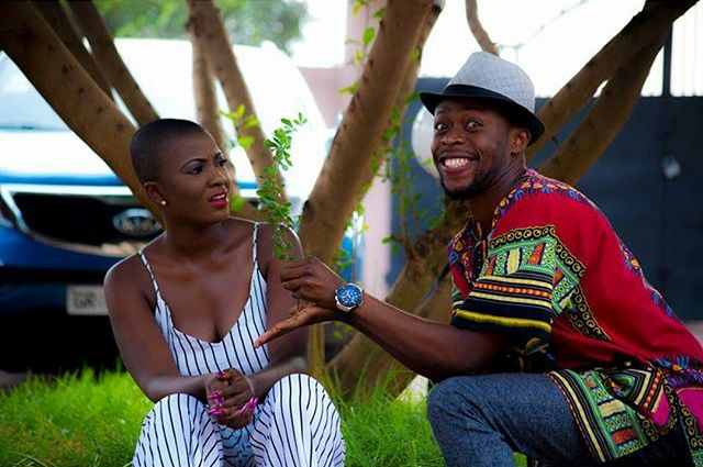 7 Ghanaian Celebrities rumoured to be Couples that are likely True, Check the list with picture proof