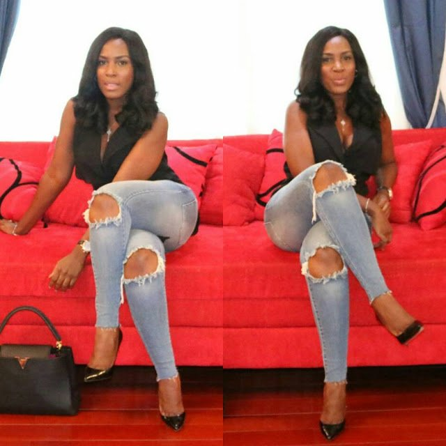 Celebrity War: Linda Ikeji Vs. Wizkid *you and your laptop will stay married for life*