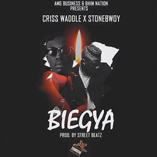 Criss Waddle x Stonebwoy - Bie Gya (Open Fire) ( GhanaMusic )