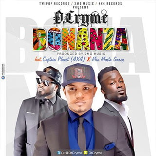 D-Cryme-ft. Captain Planet P 4X4 Masta Garzy - BONANZA