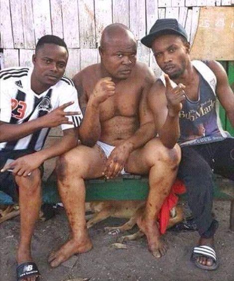 DKBmocksBukomBankuOverBleachedSkin - I will bleach till August and then stop - Bukom Banku tells critics