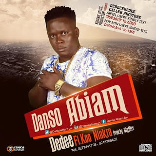 Danso Abiam ft. Koo Ntakra - Dedee (Prod. by Big Mix)