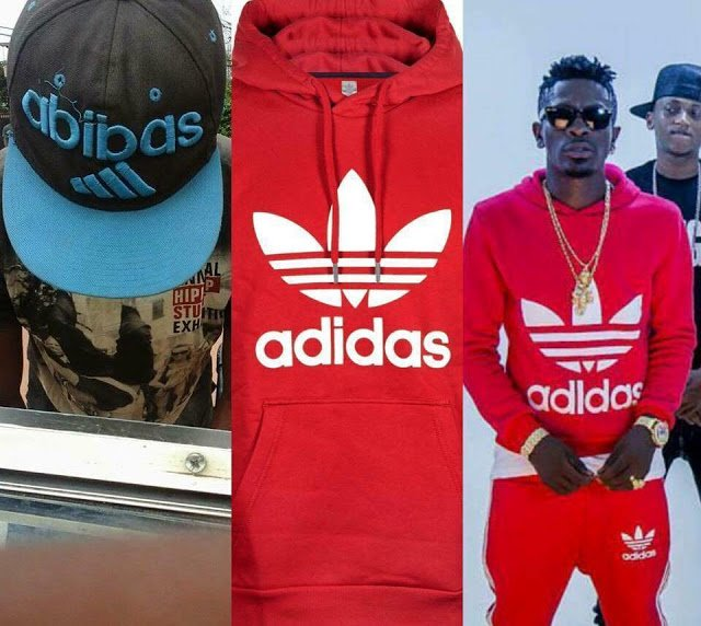 Iwillwearmy27fakeAdidas27again ShattaWale - Shatta Wale explains why he wore the 'fake Adidas', He even plans to wear it again! and again!