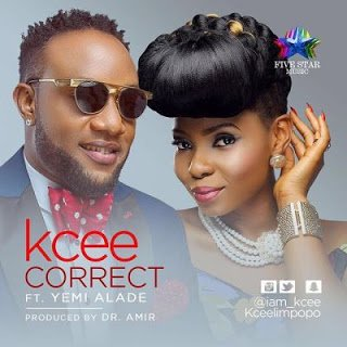 Kcee - Correct ft. Yemi Alade (Prod by Dr Amir) | Latest Naija Songs