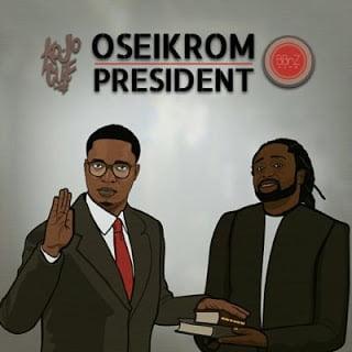 Ko-Jo Cue - Oseikrom President