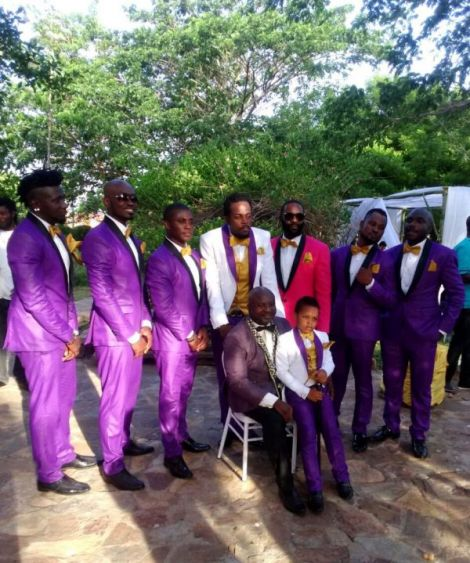 KwawKese27sClassyWhiteWeddingPhotos88 - Kwaw Kese's Classy White Wedding Photos