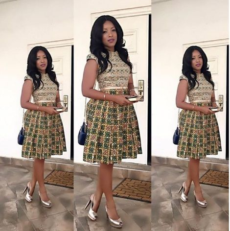 Joselyn Dumas is just a classic lady, she just doesn't get it wrong when it comes to fashion