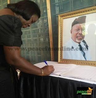 PresidentMahamaTobarethecostofOdoiMensah27sRemainsToGhana - President Mahama To bare the cost of Odoi Mensah's Remains To Ghana