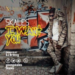 Skales - I Want You (Prod by DJ Breezy) [Latest Nigerian Music]