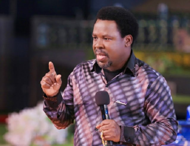 Prophet TB Joshua predicts foreign attack in Ghana and Nigeria this Thursday, Friday