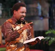 VIDEO: Ghana is free from Terrorist Attacks - TB Joshua
