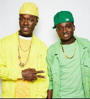 Video: See how Reggie N Bollie were welcomed in Ghana