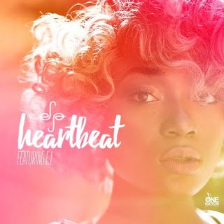 Efya ft. E.L - Heart Beat  Efya ft. E.L - Heart Beat  Efya ft. E.L - Heart Beat